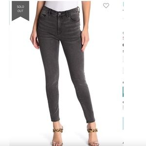 KENDALL AND KYLIE The Push Up Skinny Jeans